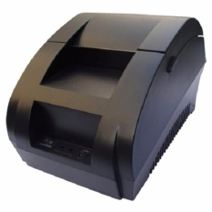 Taffware POS Thermal Receipt Printer 57.5mm - ZJ-5890K - Black