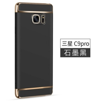 Taoyi 3 In 1 Ultra Thin And Slim Hard Case Shockproof Electroplate Frame For Samsung Galaxy