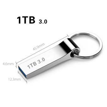 Techkey USB Flash Srorage Drive Memory 1TB PenDrive WATERPROOF U Disk