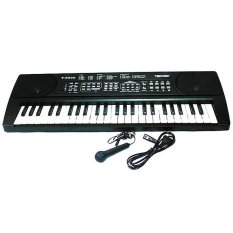 Techno Keyboard T-5000 - Hitam