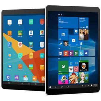Teclast X89 Kindow Reader Tablet PC 7.5 Inch 2GB RAM 32GB ROM / Windows 10 & Android 4.4 Intel Bay Trail-T Z3735F Quad Core – Putih