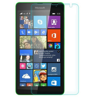 Tempered Glass Smile Screen Protector for Microsoft Lumia 535