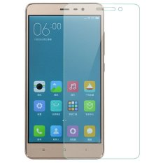 Tempered Glass Xiaomi Redmi Note 3 - Clear - Anti Crash Film