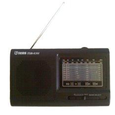 Tens Radio 10 Band AC / DC Micro SD / USB MP3 - TSR-8301 - Hitam