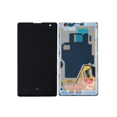 Tested For Nokia Lumia 1020 LCD Display With Touch Screen Digitizer LCD Assembly + Frame Black + Tools (Intl)