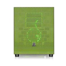 Thermaltake Core X5 Riing Edition ATX Cube Chassis - Hijau
