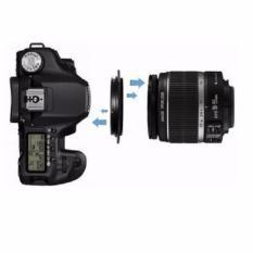 Third Party Reversal Adapter Ring Untuk Lensa Kamera Nikon 58mm