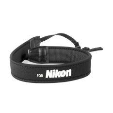 Third Party Strap Neoprene Nikon [Hitam Putih]