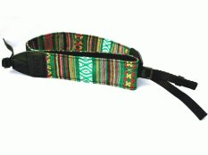 Third Party Vintage Camera Strap Etnik Kode SE4
