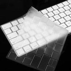 TPU Keyboard Skin Ultra Thin Skin Protective Film For Apple Magic Wireless Keyboard MLA22B / A US Keyboard Layout - Intl