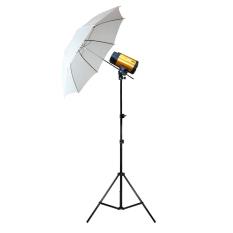 Tronic Lead Eco Paket Studio Umbrella Putih 33
