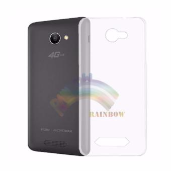 Ultrathin Smartfren Andromax B Ultrathin Jelly Air Back Case 0.3mm / Silicone Soft Case /