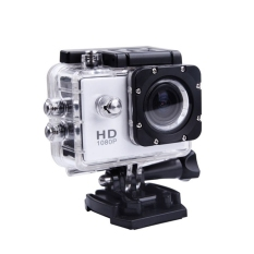 Underwater Waterproof Case For SJ4000 Diving 30M Back Up Case (Black / Clear) - Intl