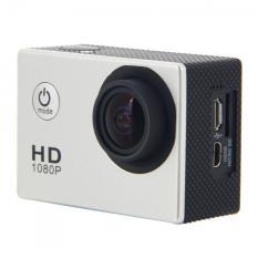 uNiQue Action Cam- Action Camera 1080 P - 12 MP - Non Wifi - Grey