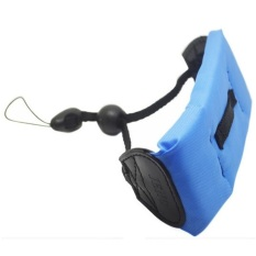 Universal Absee Waterproof Floating Hand Strap For Camera GoPro / Xiaomi Yi - Blue