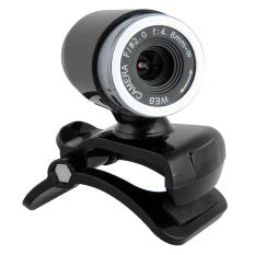 USB 50MP HD Webcam Web Cam Camera With MIC & Clip For Laptop Desktop Computer PC - Intl
