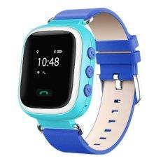 uWatch TINZ - Jam Tangan GPS Tracker untuk Anak/Remaja - Biru