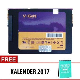 V-GEN SSD SATA 3 [120GB] - Solid State Drive + Free Kalender