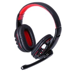 V8 Wireless Bluetooth Gaming Headset Headphone For Phones Tablet PC (Black) (Intl)