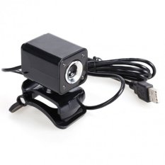 USB 8.0MP HD 4 L Webcam Web Cam Camera Mic F. Computer Laptop PC Clip-On