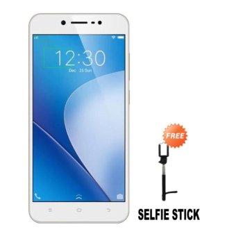 Vivo V5 Lite 3GB  32GB Smartphone-Gold Free Selfie Stick