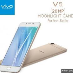 Vivo V5 - Octacore 32GB - 20 MP Kamera Depan Gold