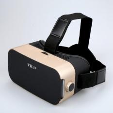 VR 3D Virtual Headset Helmet Glasses Android & iphone - intl