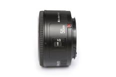 WangWang YONGNUO YN50mm F1.8 Lens Large Aperture Auto Focus Lens For Canon EF Mount EOS Camera - intl