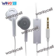 Wanky Stereo Headset For Samsung Galaxy - Putih