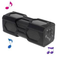 Waterproof 3D Surround Bluetooth Speaker (Black)