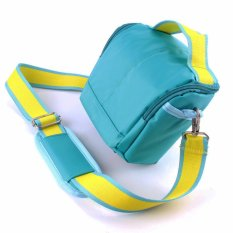Waterproof Camera Bag Case For Canon EOS M10 EOS M3 EOS M2 EOS M 100D 1300D 1200D 1100D 760D 750D 700D 650D 600D 550D 500D 450D 400D 18-55mm Lens - intl