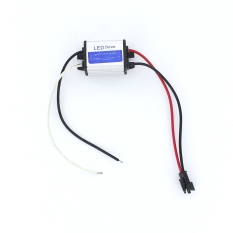 Waterproof LED Driver Power Supply Transformer Controller AC85-265.50/60Hz For 3x1 W High Power LED Light