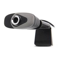 Webcam Web Cam Camera USB2.0 12.0M (Black)