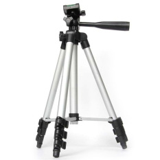 Weifeng 3110A Flexible 4Sections 1050mm Metal Professional CameraTripod With Travel Bag - Intl
