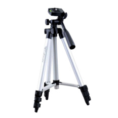 WeinFeng KT3110A Tripod untuk Smartphone Xiaomi / android / iOs - Silver