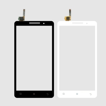 White Color Touch Screen Panel Digitizer Replacement For LENOVOA5800D A5800-D
