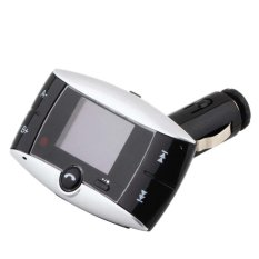 Wireless Bluetooth FM Transmitter Modulator Car Kit MP3 Player SD USB LCD Remote (Intl)
