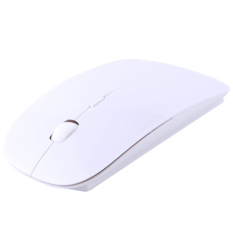 Wireless Bluetooth Mouse With 2.4G USB Receiver