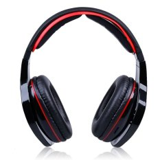 Wireless Bluetooth Stereo Headphone Headset Bass with Stereo / MP3 / FM (Intl)