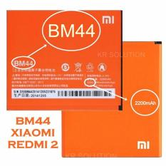 Xiaomi Baterai Xiaomi Redmi 2 type BM-44 Original 2200mAh Batteray - Orange