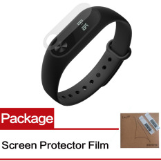 Xiaomi Mi Band 2 Smart Bluetooth Wristband (Hitam)