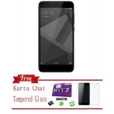 XIAOMI REDMI 4X Prime HD 5in 3GB/32GB 4G LTE Free Kartu StarPack-T.Glass