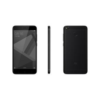 Xiaomi Redmi 4x Ram 3GB Internal 32GB Black Free Soft