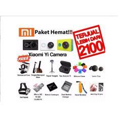 Xiaomi Yi Paket Hemat Free Accesories Best Seller