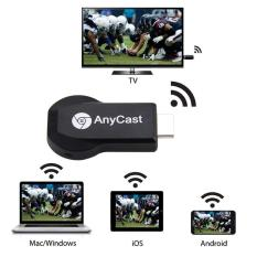 YBC HD 1080P AnyCast M2 Plus Airplay Wifi Display TV Dongle Receiver for Android IOS Windows - intl