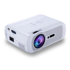 YBC LED Video Projector with HDMI for Home Theater PC Game Smartphone(US Plug) - intl