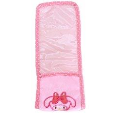 Yingwei Short Plush Rabbit Remote Control Cover (Pink) - Intl