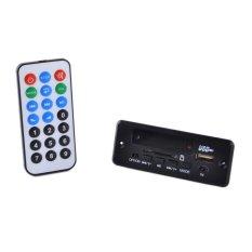 ZE-CY88-BT Bluetooth 3.0 Stereo MP3 / WMA / WAV Audio Decoder Board Module (Black)