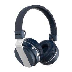 Zealot B17 Bluetooth Headset Blue- Intl