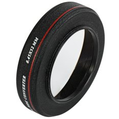 ZOMEI 52MM 0.45X Wide Angle Lens Ultra Slim Multi-Coated AGC Optical Glass Pro MC AF Digital Wide Converter For Nikon Nikon Sony Digital SLR Camera Lens (INTL)